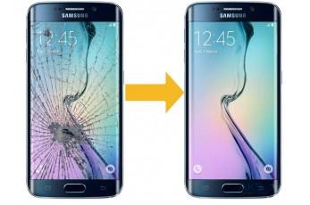 Замена экрана (дисплея) Samsung