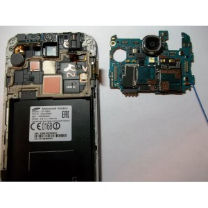 Recovering Samsung phone after water hit