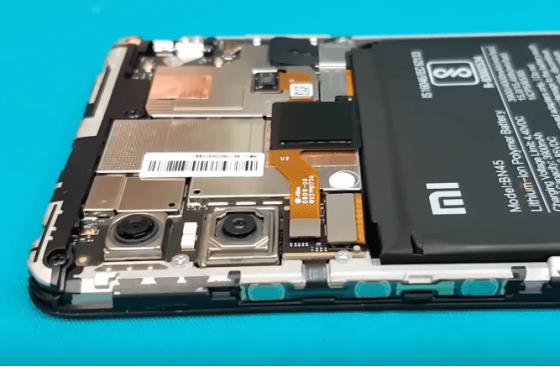 Ремонт и замена кнопок громкости Xiaomi