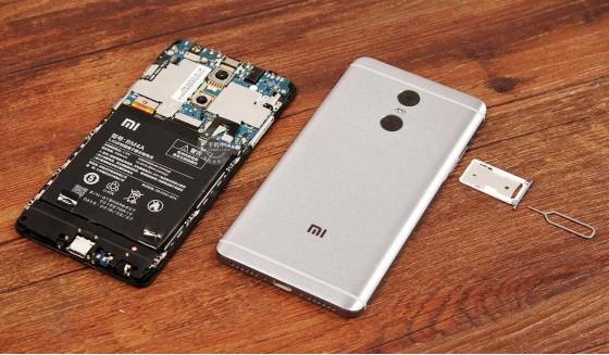 Ремонт и замена аккумулятора в телефоне Xiaomi