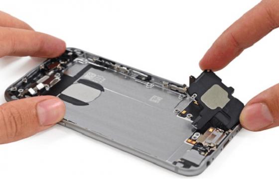 Ремонт и замена динамиков iPhone