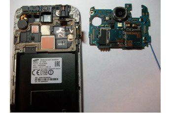 Repair and cleaning after getting wet Samsung