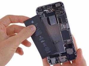 Замена аккумулятора Айфон