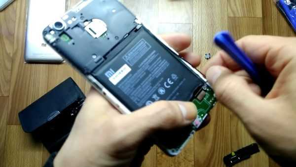 Ремонт и замена микрофона Xiaomi