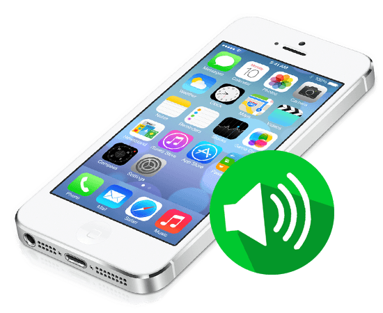 Ремонт и замена динамиков Айфон