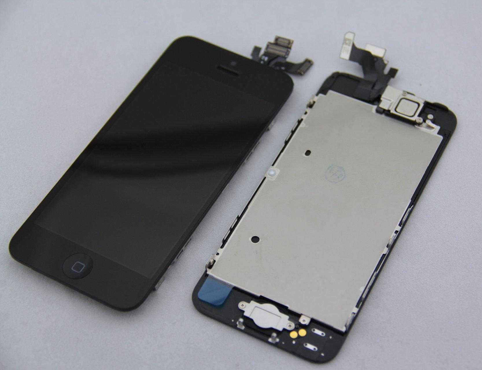 Замена дисплея iPhone 5